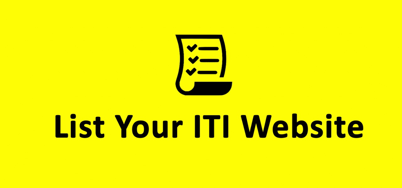 List Your ITI Website